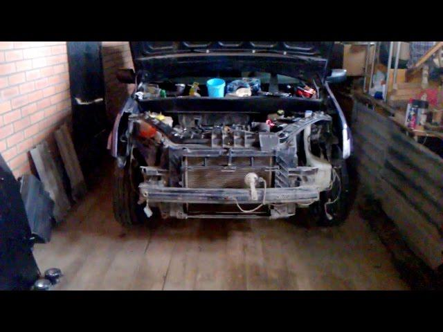 ford fusion замена патрубка системы охлаждения